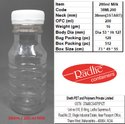 200ml Milk Bottle