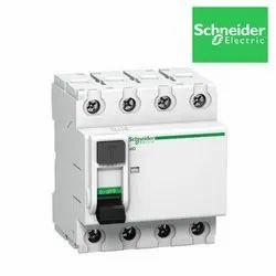 Schneider Make Acti-9 RCCB  25 A,40 A,63 A 100 ma Fp