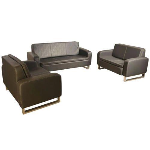 Stylish Leatherette Sofa Set At Rs 5000 Feet चमड क