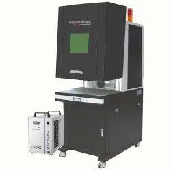 Green Laser Marking Machine Stand Alone Workstation