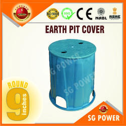 Earth Pit Cover