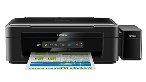Epson L365 Color Wifi Inkjet Printer At Rs 15200 Unit