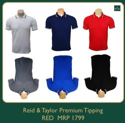 Cotton Reid n Taylor T-Shirt