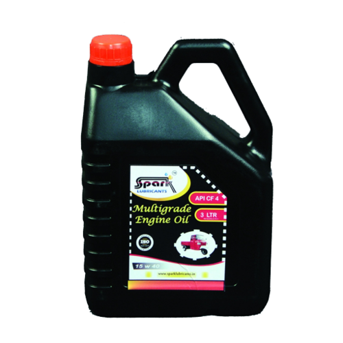 Semi Synthetic Oil - Spark Semi Synthetic Long Life Coolent