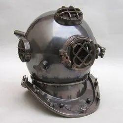 Times Creation 9 Kg Nautical Diving Helmets