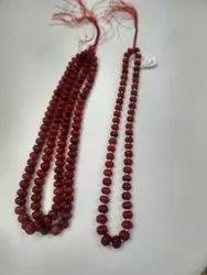 Red Onex Gemstones Beads