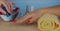 Ladies Hand Manicure Service