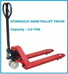 Hydraulic Hand Pallet Truck 2.5 Ton