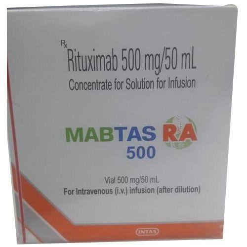 Mabtas RA 500 Infusion