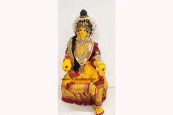 Varalakshmi Devi Full Decorated Set