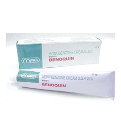 Monobenzone Cream