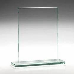 Plain Glass, Thickness: 5 mm