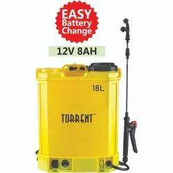 8AH Knapsack Battery Sprayer