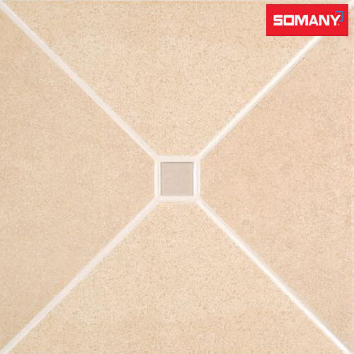 Somany Indian Slate Beige Ceramic Floor Tiles | ID: 14267360262