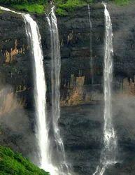 Waterfall Rappelling At Rajmachi