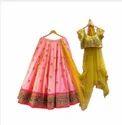 Bridal Wedding Lehenga Chaniya Ghagra Choli Lehenga Cholii