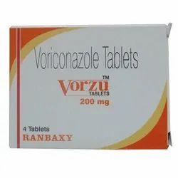 Ranbaxy Vorzu Tablets