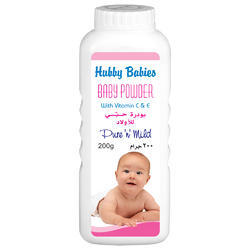 Hush Babies Baby Powder 200g