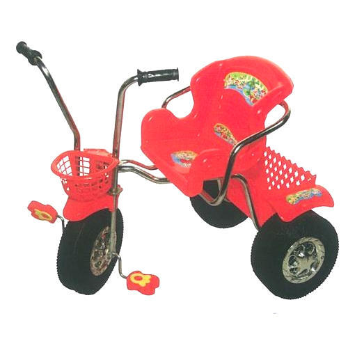 85afdbdcefa Patel India Multicolor Toy Kids Tricycle, Rs 510 /piece, Pawan ...