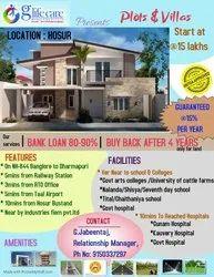 Residential HNTDA Approved Plots & Villas