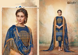 Digital Print Cotton Salwar Suit Dress Material