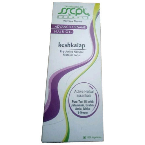 Sscpl Keshkalap Hair Oil