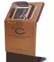 AI temperature test attendance machine