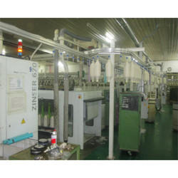 Zinser Cotton Ring Spinning Frame