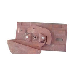 Steel Almirah Locks Plate