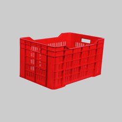 48 Litre Red Crate