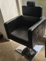 BnB Diamond Half Cut Salon Chair