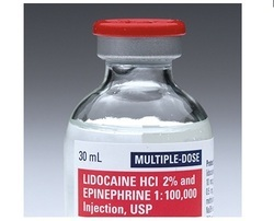 Lidocaine Hydrochloride and Epinephrine Injection