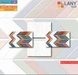 Digital Glazed Wall Tiles