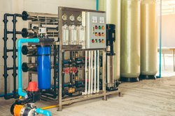 Automatic Turnkey Packaged Drinking Water Plant