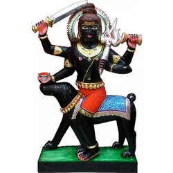 Marble Bhairavnath Statue