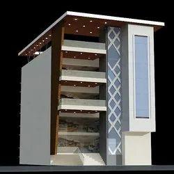 Concrete Frame Structures Commercial Buildings Construction