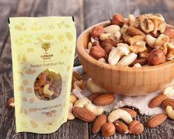 Premium Austran Nuts Packaging