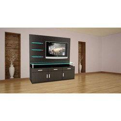 Lcd Tv Stand Designs Bangalore : Tv wall unit in bengaluru karnataka tv wall unit television