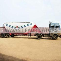 Bulker Semi Trailers