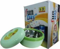 SR Multicolor Lunch Box