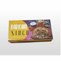 Corrugated Snacks Packaging Box