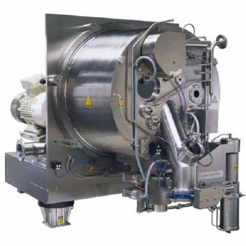 Apollo Machinery Stainless Steel Horizontal Peeler Type Centrifuge
