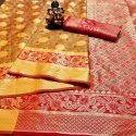 Heavy Weaving Rich Pallu Saree