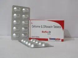 Tab Cefixime 200mg Ofloxacin 200mg