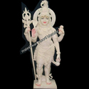 3 Feet Marble Shiva Statue