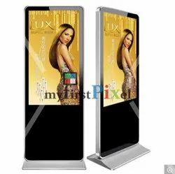 49 Digital Advertising Standee
