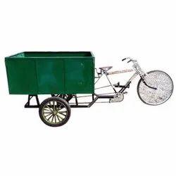 Garbage Rickshaws