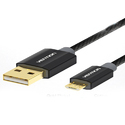 Usb 2.0 Male To Micro B Male 1 Meter