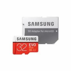 Samsung Class 10 32GB Micro Memory Card With SD Adapter