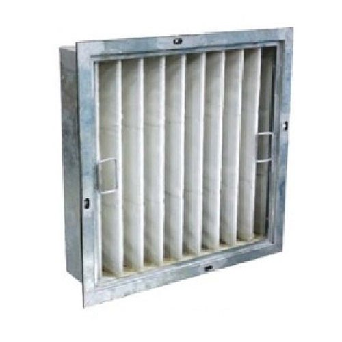 Pre Filter Stainless Steel Flange Type Air Filter